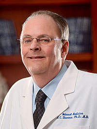 Nicholas C. Stevens, PhD/MD - Specialty: Internal Medicine